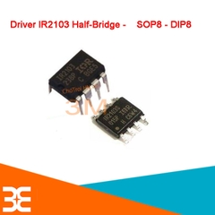 IC Driver IR2103 Half-Bridge