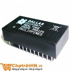 Dalas DS12C887 Real Time DIP-18