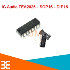 IC Audio TEA2025 2.5Wx2 12V
