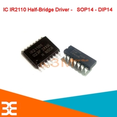 IC IR2110 Half-Bridge Driver