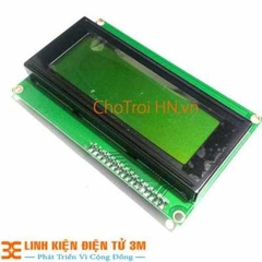 Màn Hình LCD 2004+Module I2C Xanh Lá