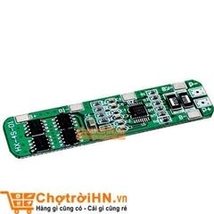 Module Bảo Vệ Pin Lithium 4 Cell 16.8V Dòng Xả 6A