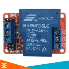 MODULE Relay 30A 250VAC High / Low 1 Kênh - 5VDC