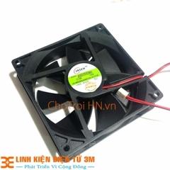 QUẠT TẢN NHIỆT 8x8x2.5Cm 24VDC - 0.2A