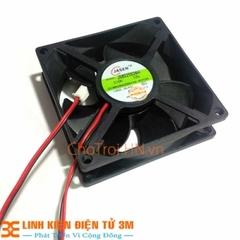 Quạt Tản Nhiệt 9x9x2.5Cm 24VDC - 0.2A