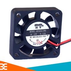 Quạt Tản Nhiệt Mini 4x4x1cm 12VDC