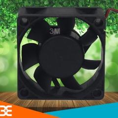 QUẠT TẢN NHIỆT 6X6X2.5cm 12VDC