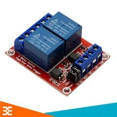 Module Relay 5VDC 1/2/4/8 Kênh High / Low