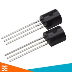 S9013 TO-92 TRANS NPN 0,5A 20V