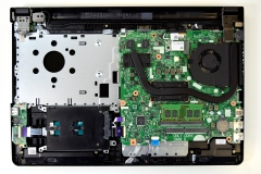 Main Dell Inspiron 15 3476 - 3576 CPU i3 8130U