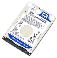 thay ổ cứng HDD laptop Western  500GB 5400RPM