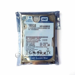 thay ổ cứng HDD laptop1600BEVE 160GB  5400RPM