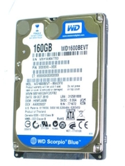 thay ổ cứng HDD laptop160GB