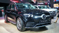 Mercedes Benz GLE450 4matic