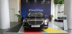 Mercedes Benz S450 Luxury