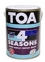 Sơn lót Toa 4 Season Super Acrylic Contact Sealer