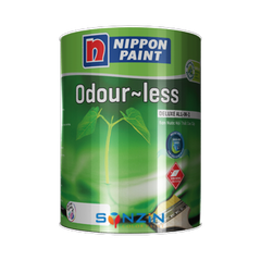 Sơn nội thất Nippon Odour Less All In 1