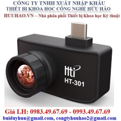 Camera ảnh nhiệt Iphone Android HT-301