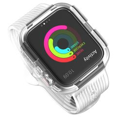 DÂY ĐEO JINYA SPORTY SILICONE FOR APPLE WATCH