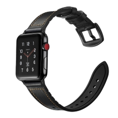 DÂY ĐEO JINYA HERO LEATHER APPLE WATCH