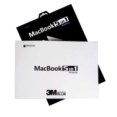 BỘ FULL MOCOLL 5 IN 1 FOR MACBOOK PRO 2019
