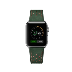 DÂY ĐEO JINYA VOGUE LEATHER FOR APPLE WATCH
