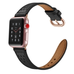 DÂY ĐEO JINYA LUNA LEATHER FOR APPLE WATCH
