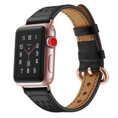 DÂY ĐEO JINYA LUNA LEATHER APPLE WATCH