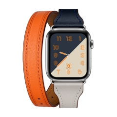 DÂY ĐEO JINYA MAGICAL LEATHER BAND FOR APPLE WATCH