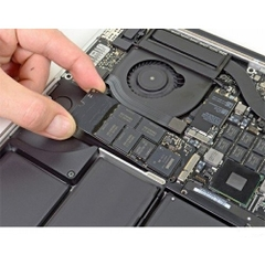 Nâng cấp SSD 128GB Macbook Air 2013