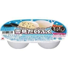 Kem Yukimi Daifuku Cookie & cream 94ml