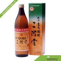 Rượu Shochu Nikaido 25%  900ml