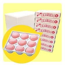Kem Yukimi Daifuku Red 27ml x 9
