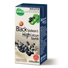 Sữa đậu nành Delicious black bean soymilk withhigh calcium
