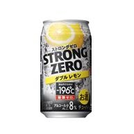 STRONG ZERO 350ML					 								 - DOVLE LEMON