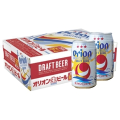 Bia Tươi Orion Draft 350ml - 24 Lon