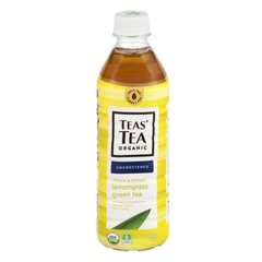 Tea's Tea Organic Lemongrass Green Tea 500ml