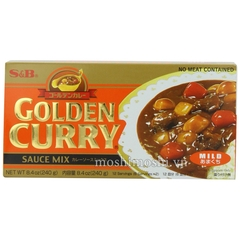 Cà ri ngọt - Golden curry Mild 240g