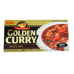 Cà ri cay - Golden curry hot 240g ( block )
