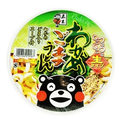 Mỳ ăn liền Udon Cup Seaweed Sesame Soft