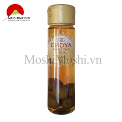 Rượu mơ Choya Single year 650ml (The Choya Golden Ume Fruit)