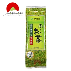 Trà Matcha Green Tea with Roasted Rice 200g