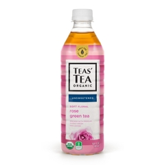 Tea's Tea Organic Rose Green Tea 500ml