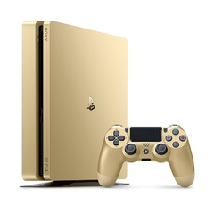 Playstation 4 Slim - 500GB - Gold