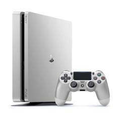 Playstation 4 Slim - 500GB - Silver