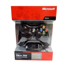 Xbox 360 Controller + Receiver for Windows Chính Hãng