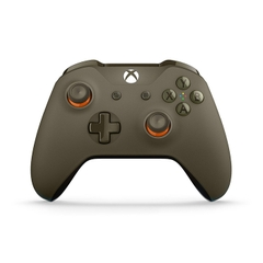 Xbox One S Wireless Controller - Brown Chính Hãng
