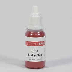333 Ruby Red