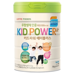 Kid Power A+ 1-10 tuổi (750g)