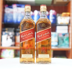 Rượu Johnnie Walker Rel Label 700ml (Jon đỏ)